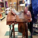 Harry Jones Team Roping Saddle