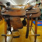 Bruce Cheanny Saddle