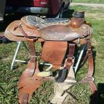 Fancy Tod Slone Saddle