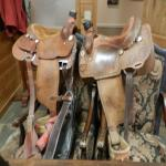 Martin roping saddles for sale
