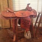Twister Trophy Saddle